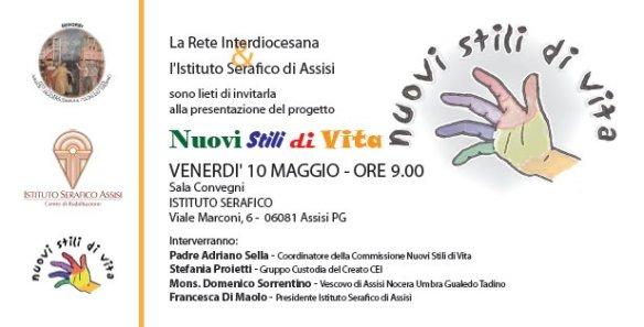 Assisi 2013-05-10 Invito