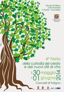 Foligno - IV festa custodia del creato